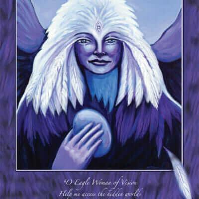Katherine Skaggs Crone Eagle Woman
