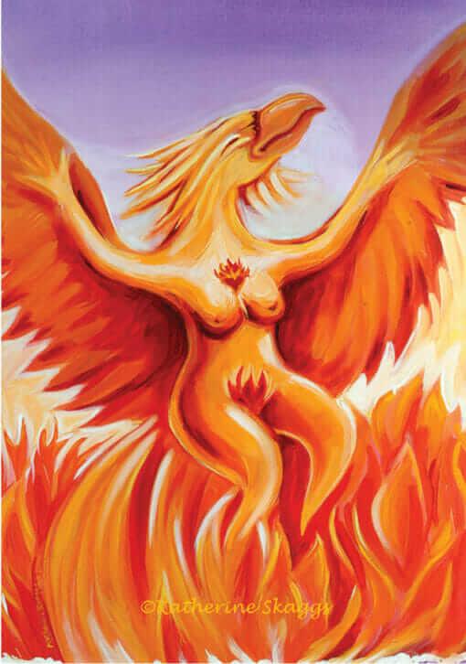 Katherine Skaggs Crone of Fire Transmutation (MGT)