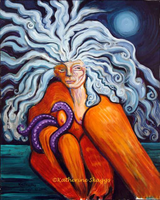 Katherine Skaggs Crone of Seas Resurrection (MGT)