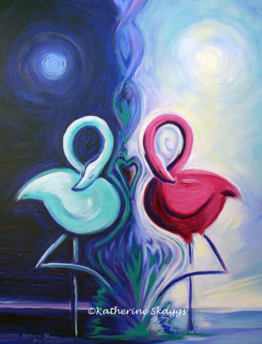 Katherine Skaggs Balance (2 of Wind)