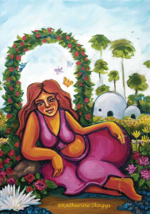 Katherine Skaggs Maiden of Earth Beauty (MGT)