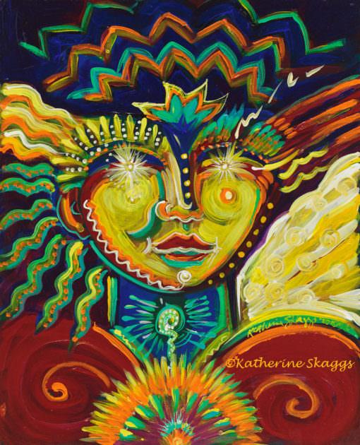 Katherine Skaggs Shaman of Light
