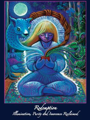 Redemption Altar Card