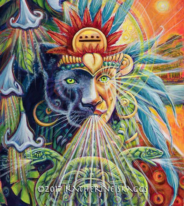 Artist Shaman Healer Sage 2018