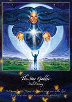 Katherine Skaggs The Star Goddess Altar Card