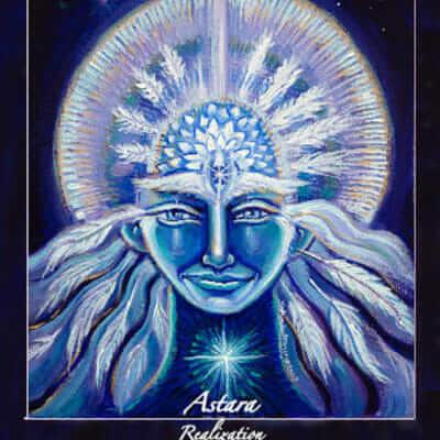 Katherine Skaggs Astara Altar Card