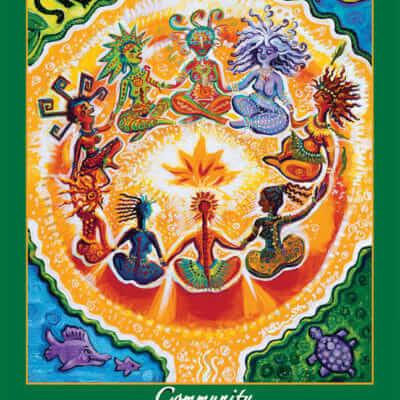Katherine Skaggs Community Altar Card