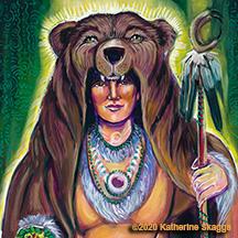 Artist Shaman Healer Sage Spring 2021