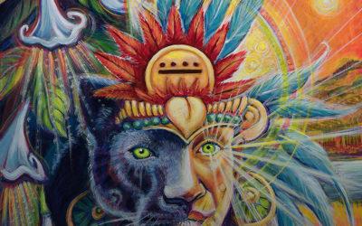 Artist Shaman Healer Sage book by Katherine Skaggs