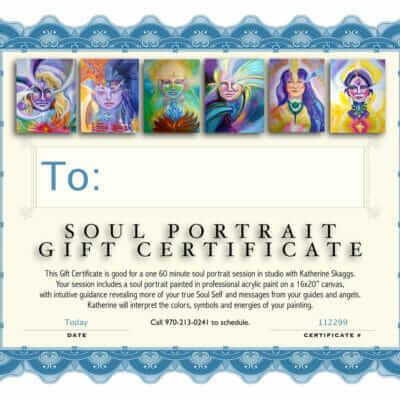Soul Portrait Gift Certificate
