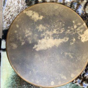 18″ Elk Hide Hand Drum