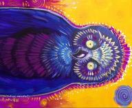 Owl Shaman Spirit Guide