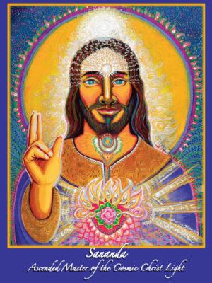 Ascended Master Sananda