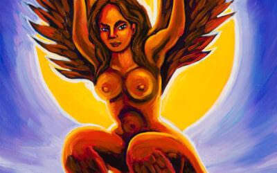 Goddess Lilith