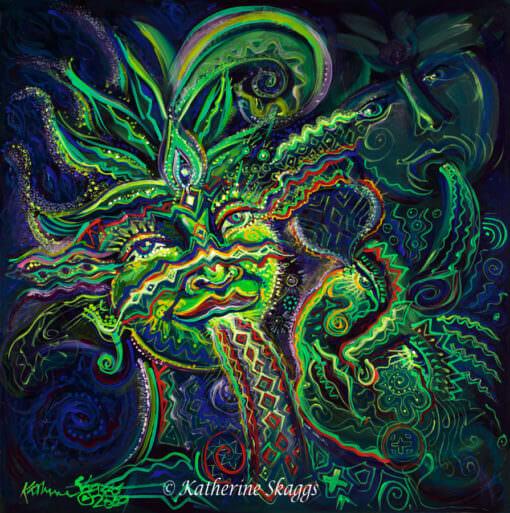 Katherine Skaggs Jungle Dreams
