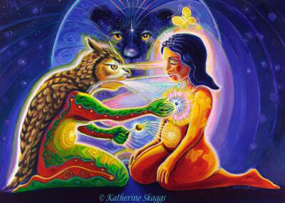 Katherine Skaggs Owl Shaman Jaguar Medicine Healing