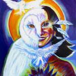 Katherine Skaggs White Owl Woman