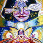 Katherine Skaggs Transformation Goddess of Light