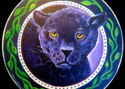 Jaguar Medicine Drum
