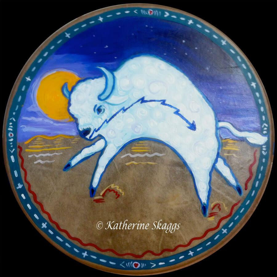 KATHERINE-SKAGGS-buffalo-drum-medicine