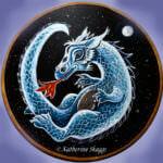 Cosmic Creation Dragon Drum