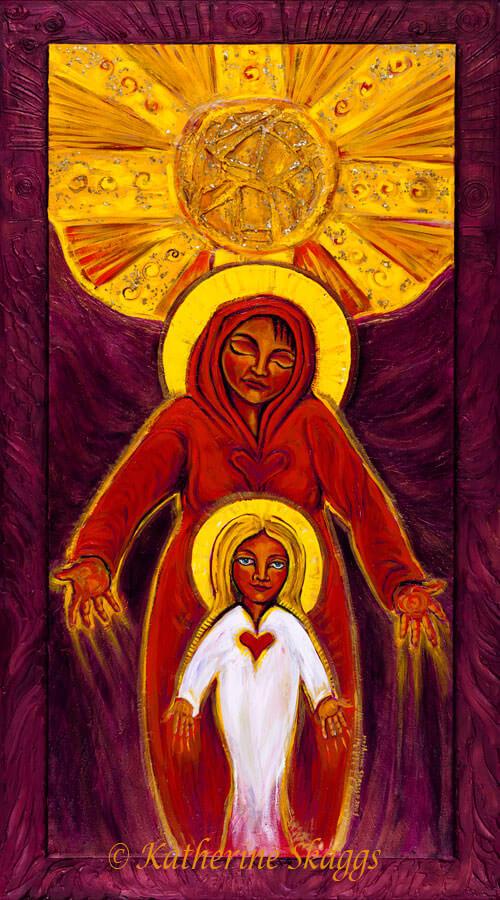 Katherine-Skaggs-1010.ANGEL-MOTHER-DIVINE-Child