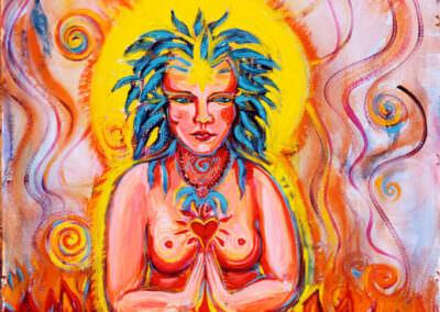 Katherine Skaggs Wild Woman of My Soul