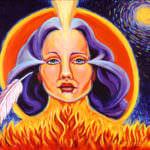 Katherine Skaggs Kundalini Rising Goddess