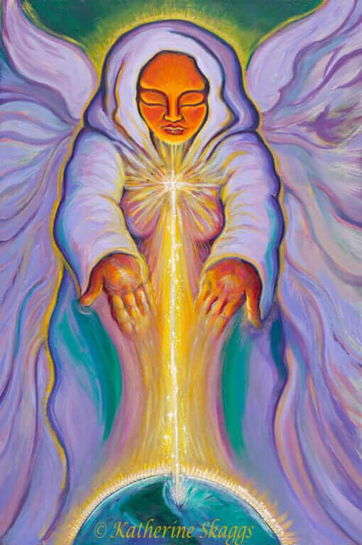 Katherine Skaggs Healing Earth Angel
