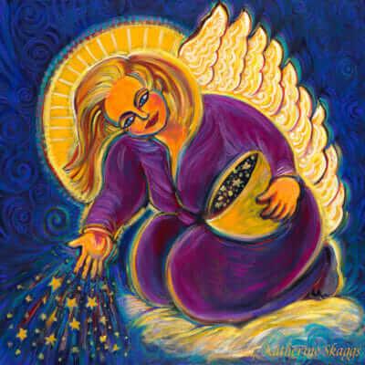 Katherine Skaggs Abundance Angel