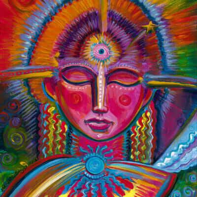 Katherine Skaggs Angel Rainbow Dreamer