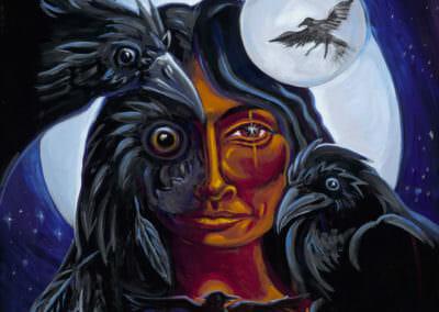 Katherine Skaggs Crow Woman