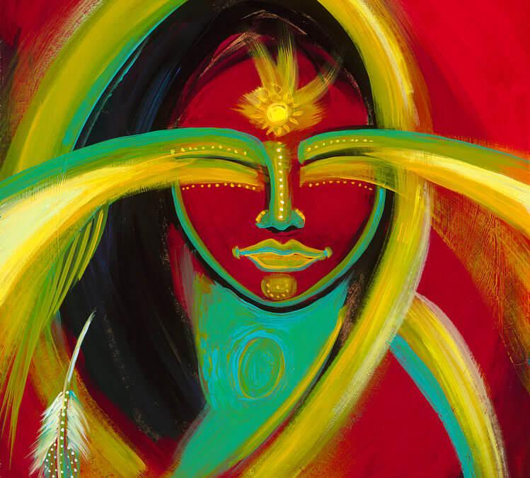 The Ascension Goddess