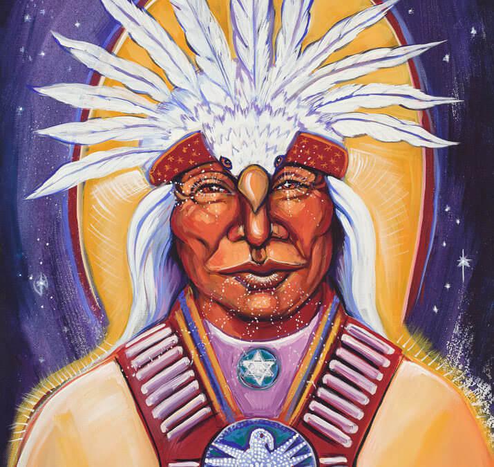 Ascended Master White Eagle