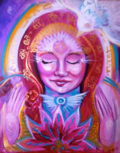 Soul Portrait in Studio with Katherine Skaggs