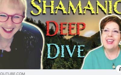 Shamanic Deep Dive Video with Bernadette King