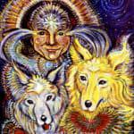 Soul Portrait Mom & Dogs
