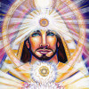 Serapis Bey Ascended Master altar card by Katherine Skaggs