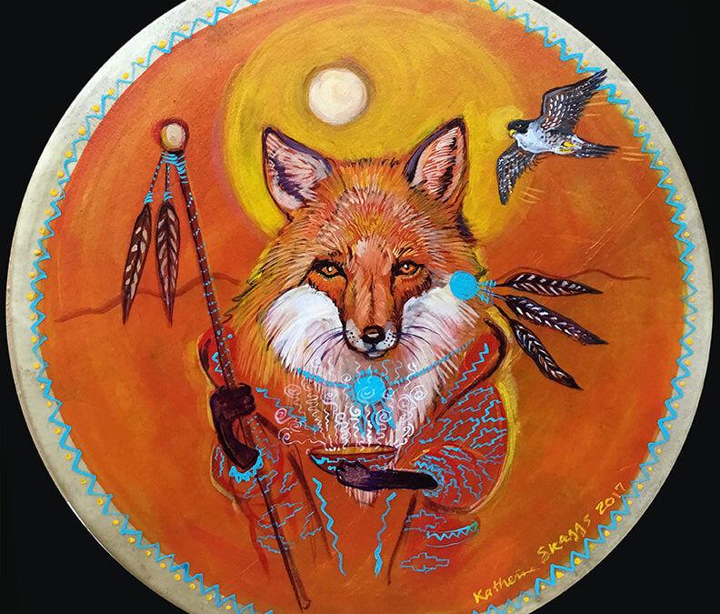 Artist Shaman Healer Sage Course in Shamanism 2020