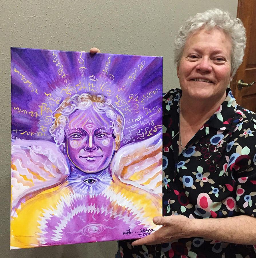 soul portrait by katherine skaggs