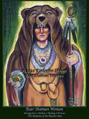 Bear Shaman Woman